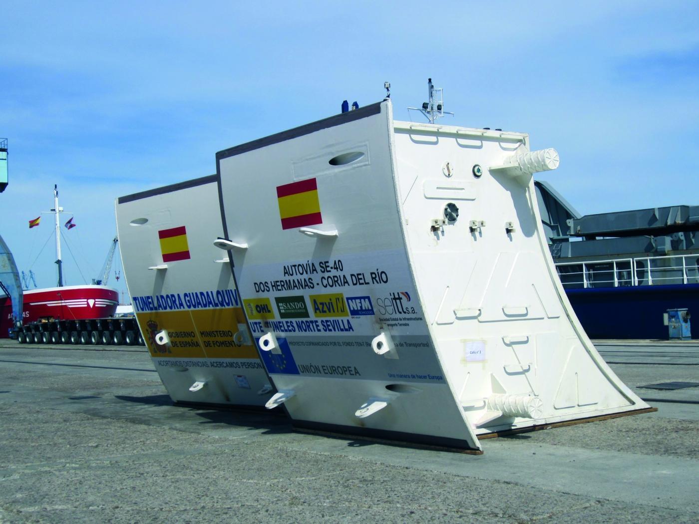 Fomento adjudica la redacción de los nuevos proyectos de la SE-40 a Coria