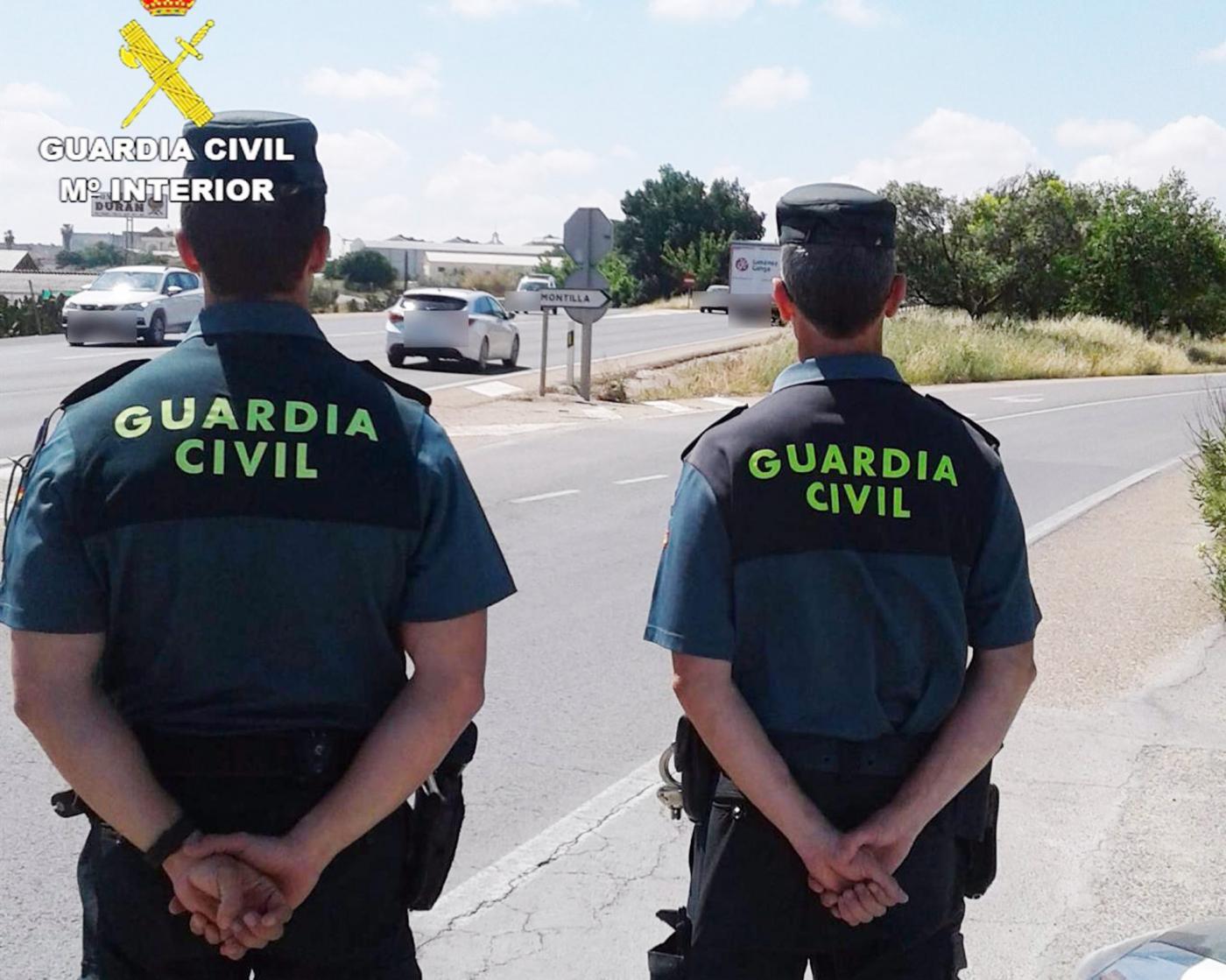 La Guardia Civil esclarece delitos de estafa con un investigado en Alcalá