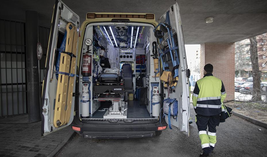 CCOO denuncia ante la Inspección de Trabajo el accidente laboral que sufrió Pedro Garrido