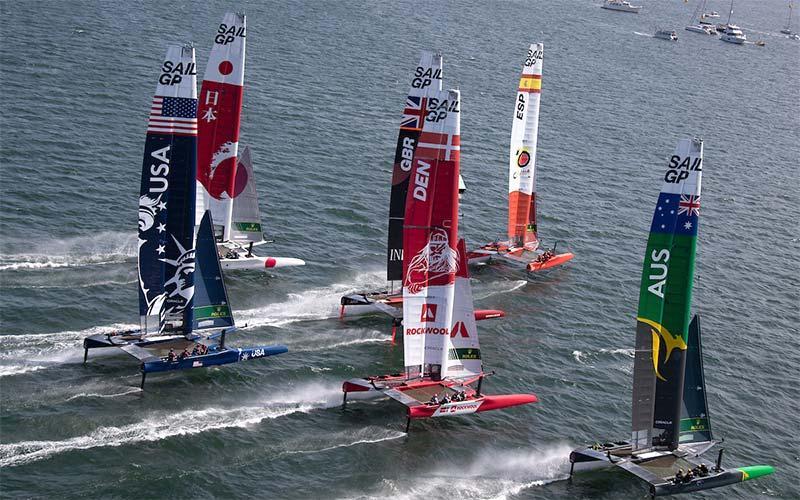 Rota albergará el Sail GP de Regata durante el mes de octubre