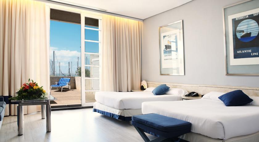 El Hotel Puerto Sherry vuelve a abrir tras seis meses de cierre por la pandemia