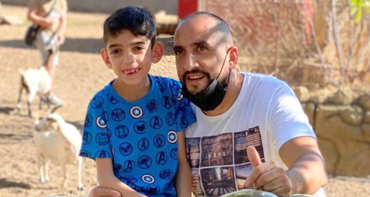 Los doctores valoran positivamente la recuperación del pequeño Iker