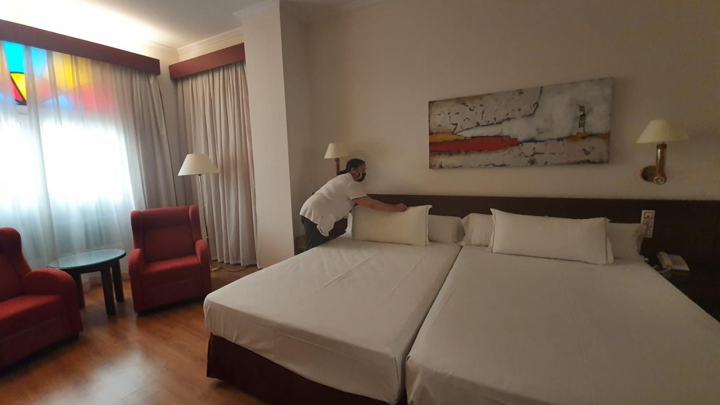 Senator Cádiz Spa Hotel reabre sus servicios para todos los gaditanos y visitantes