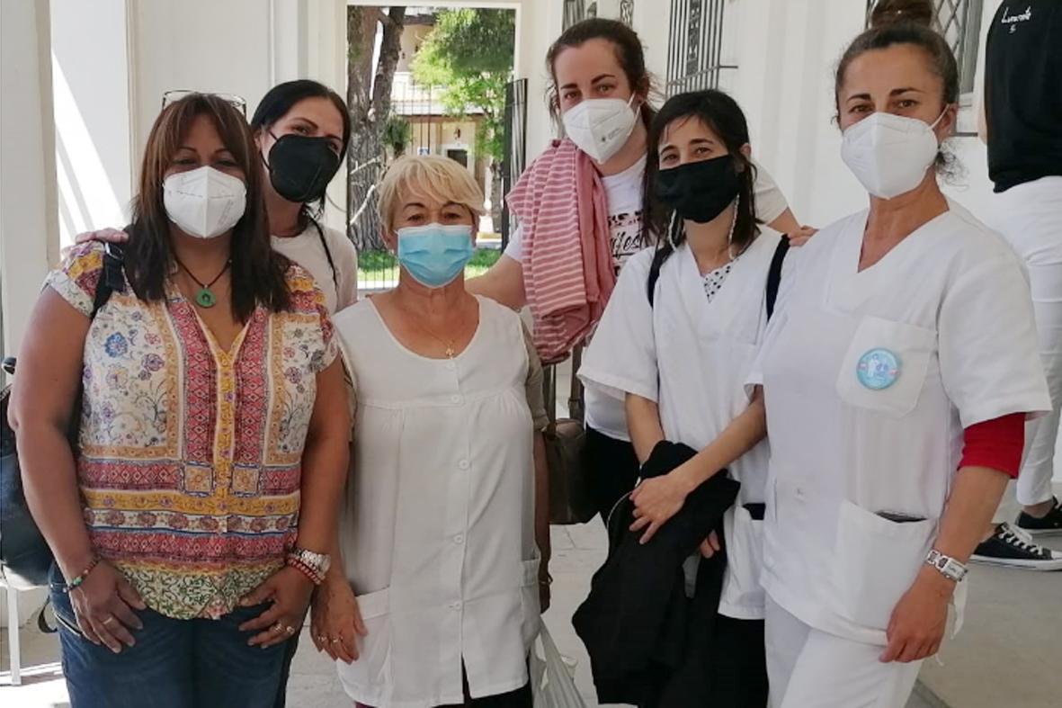 Las trabajadoras de  Ayuda a Domicilio de Barbate convocan una huelga indefinida
