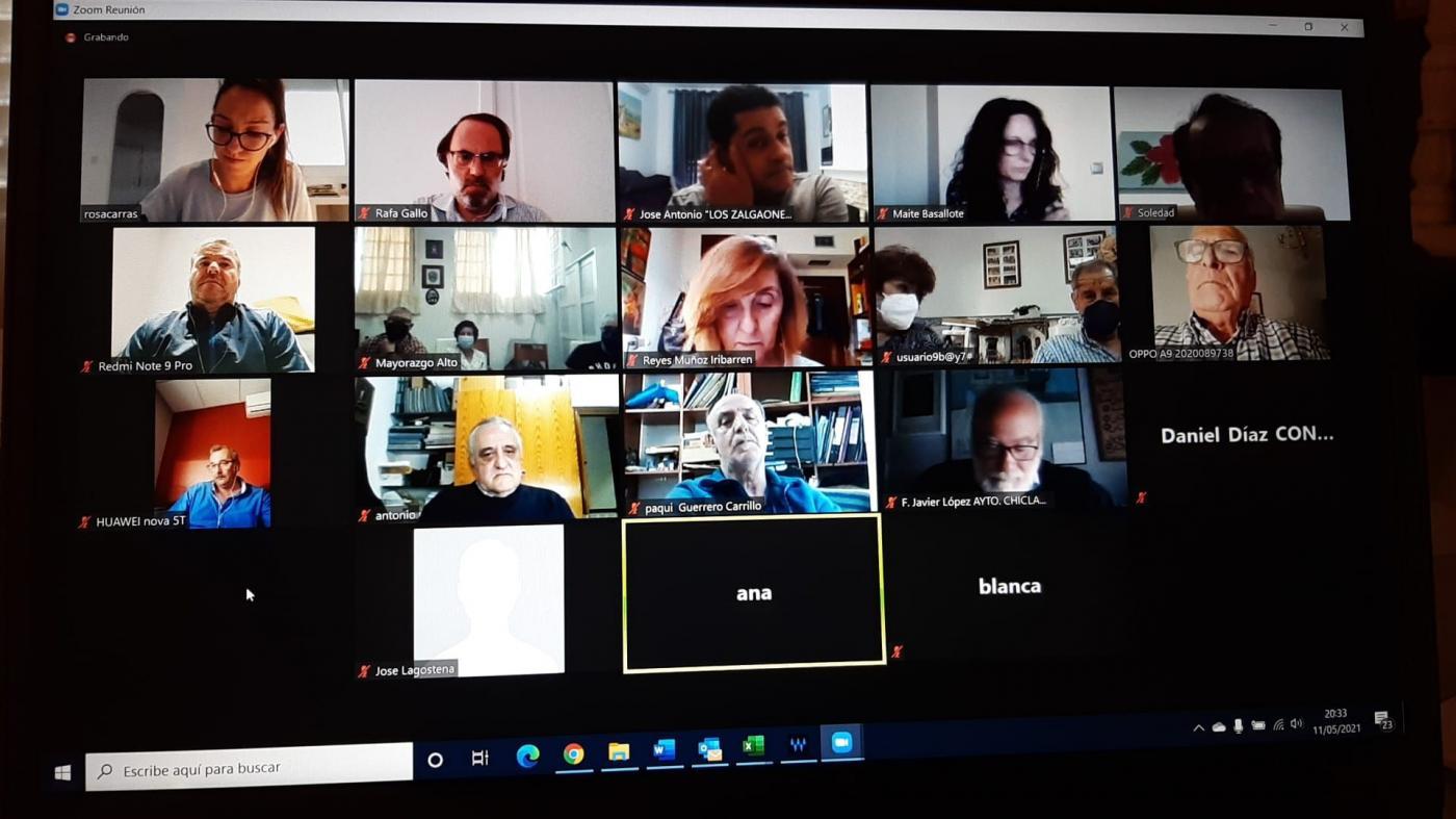 Encuentros con colectivos para la redacción del Diagnóstico inicial de la Agenda 2030