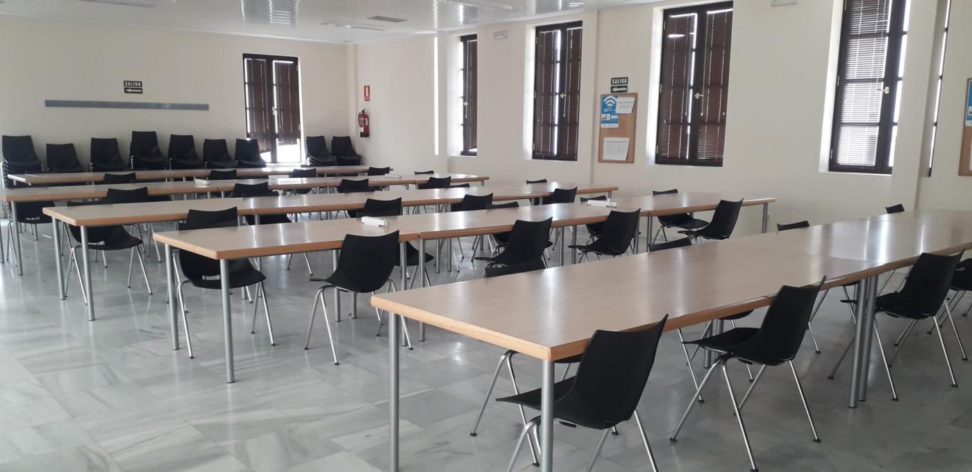 La sala de estudio del Edificio Brake amplia horario de apertura desde el próximo lunes