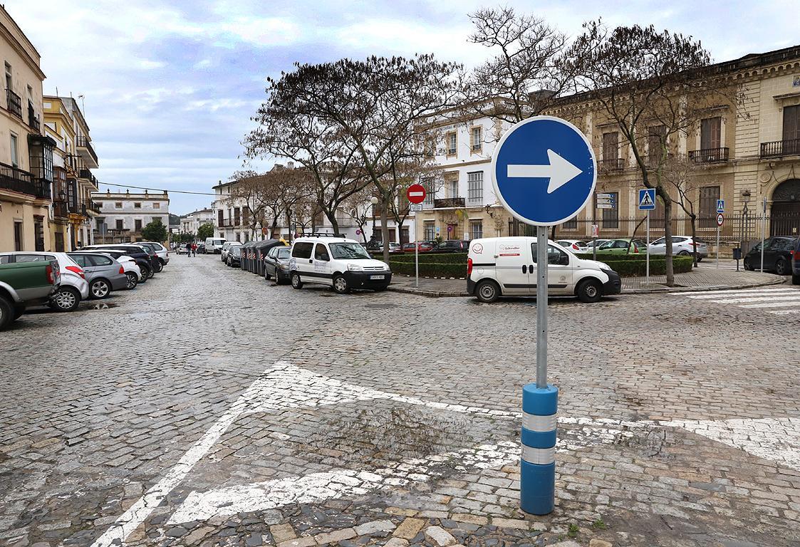El eje del Arroyo de Jerez se prepara ya para afrontar un año de obras