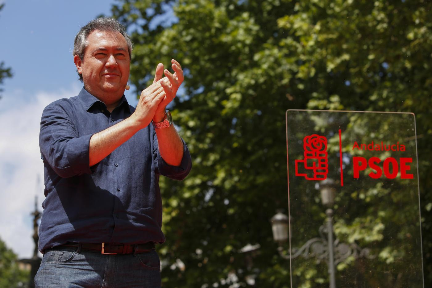 Alcaldes y secretarios generales del PSOE de Cádiz apoyan la candidatura de Juan Espadas