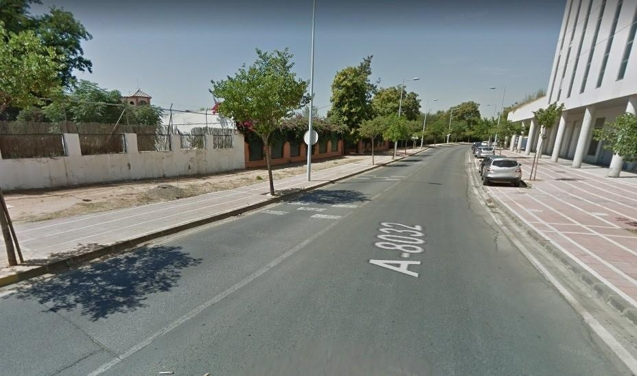 Cinco heridos en un accidente múltiple en la salida de Dos Hermanas (Sevilla)