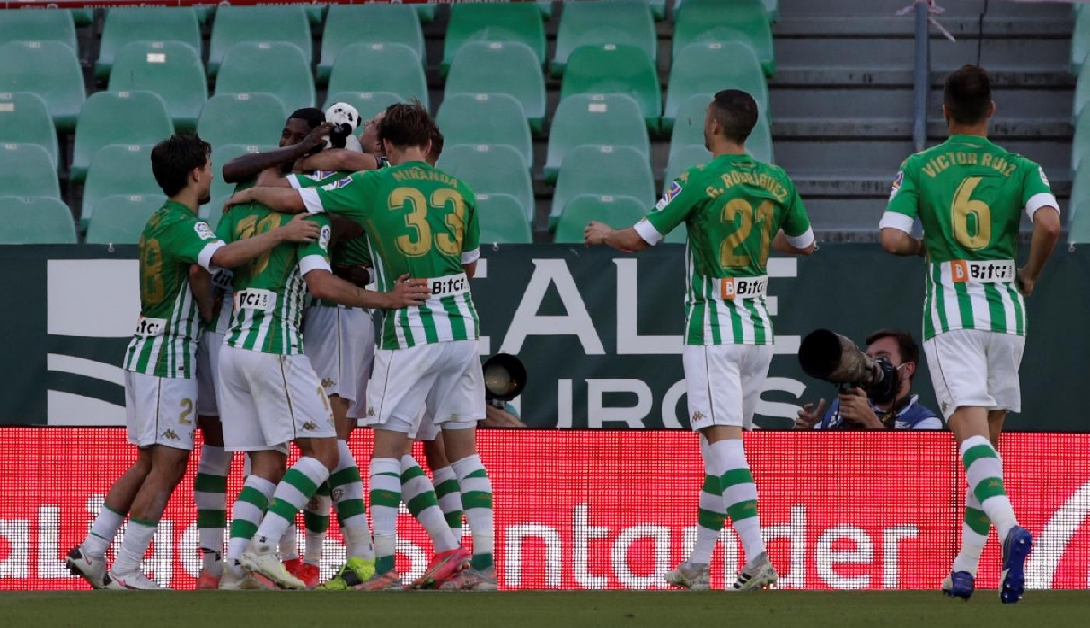 El Betis roza la Europa League (1-0)