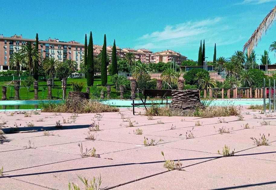Las piscinas de Jaén capital abrirán el 26 de junio