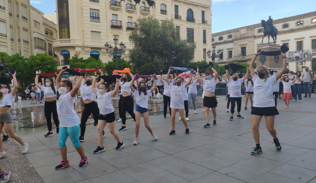 Así se celebró el Día Mundial del Reciclaje en Córdoba