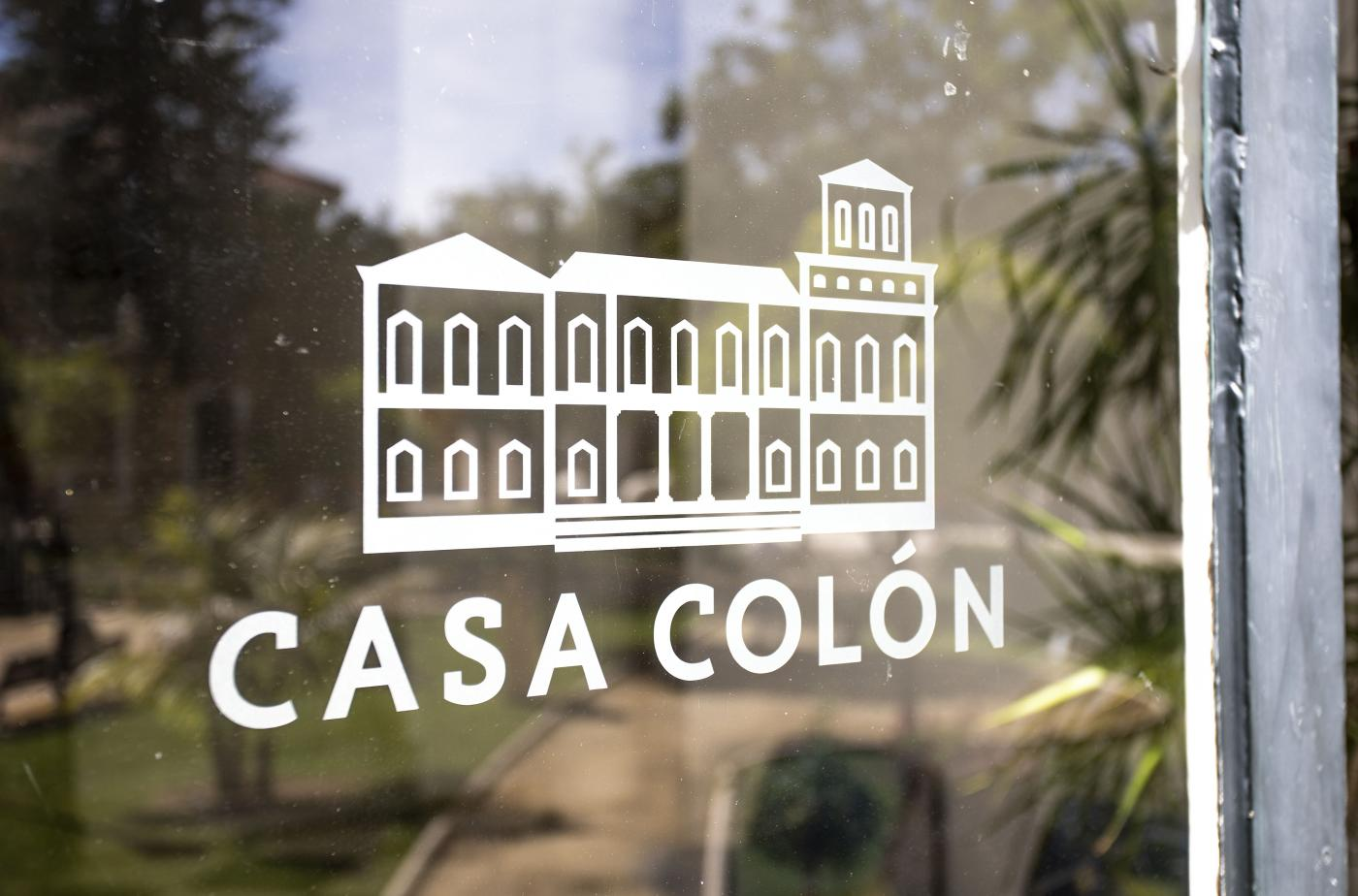 La Casa Colón de Huelva renueva su imagen de marca y estrena nueva señalética