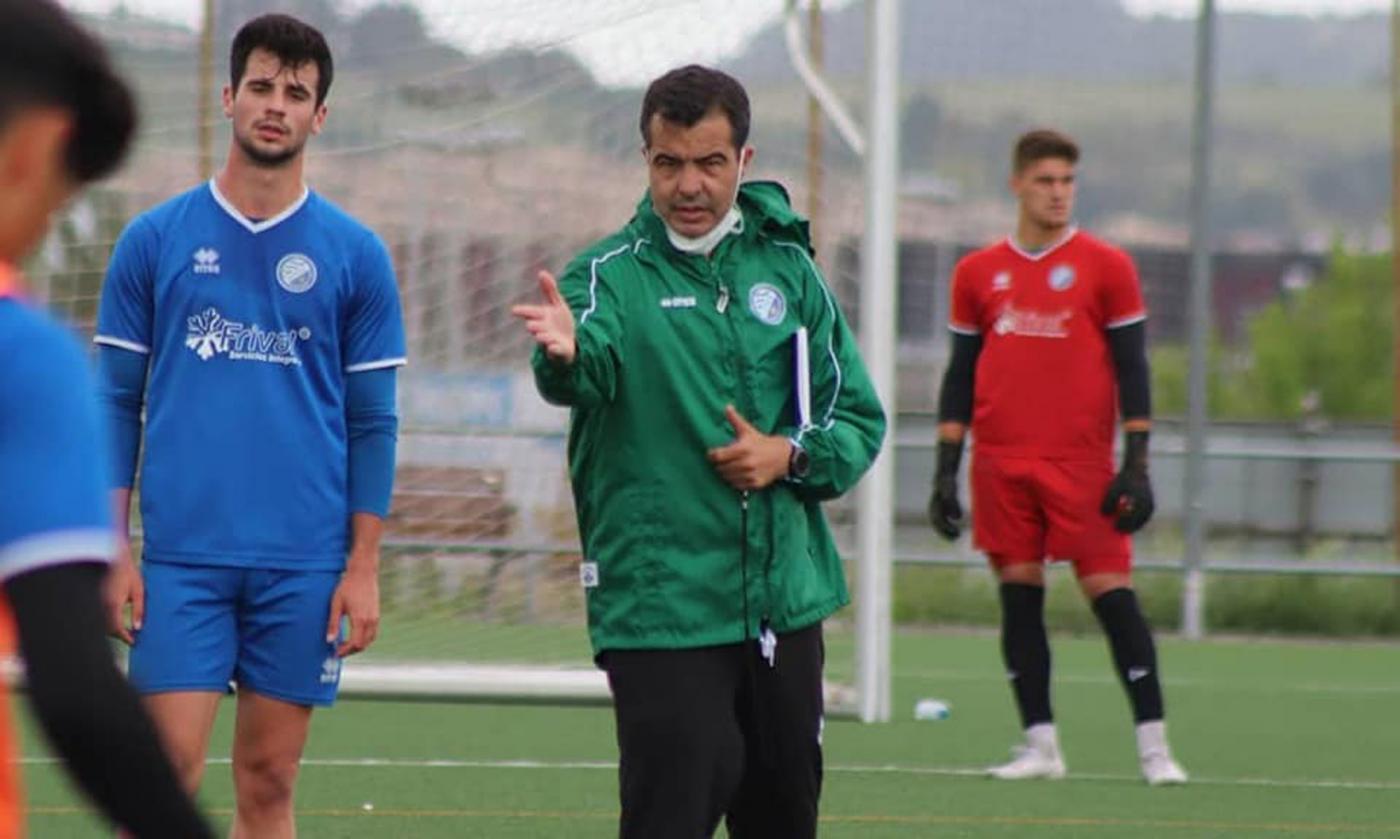 Desde Huelva apuntan el interés del Recre en Pérez Herrera