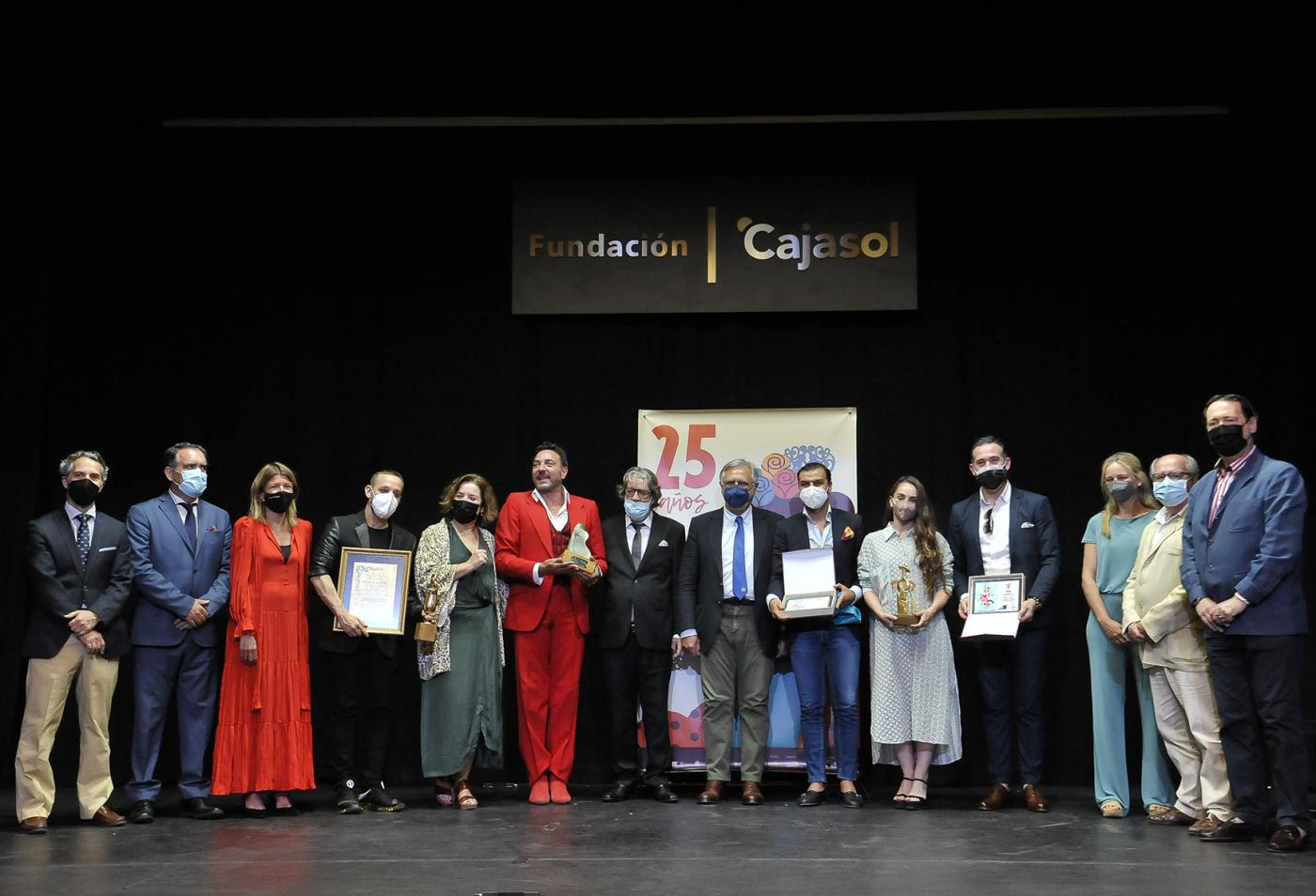 El Festival de Jerez entrega los premios a los artistas más destacados de 2020