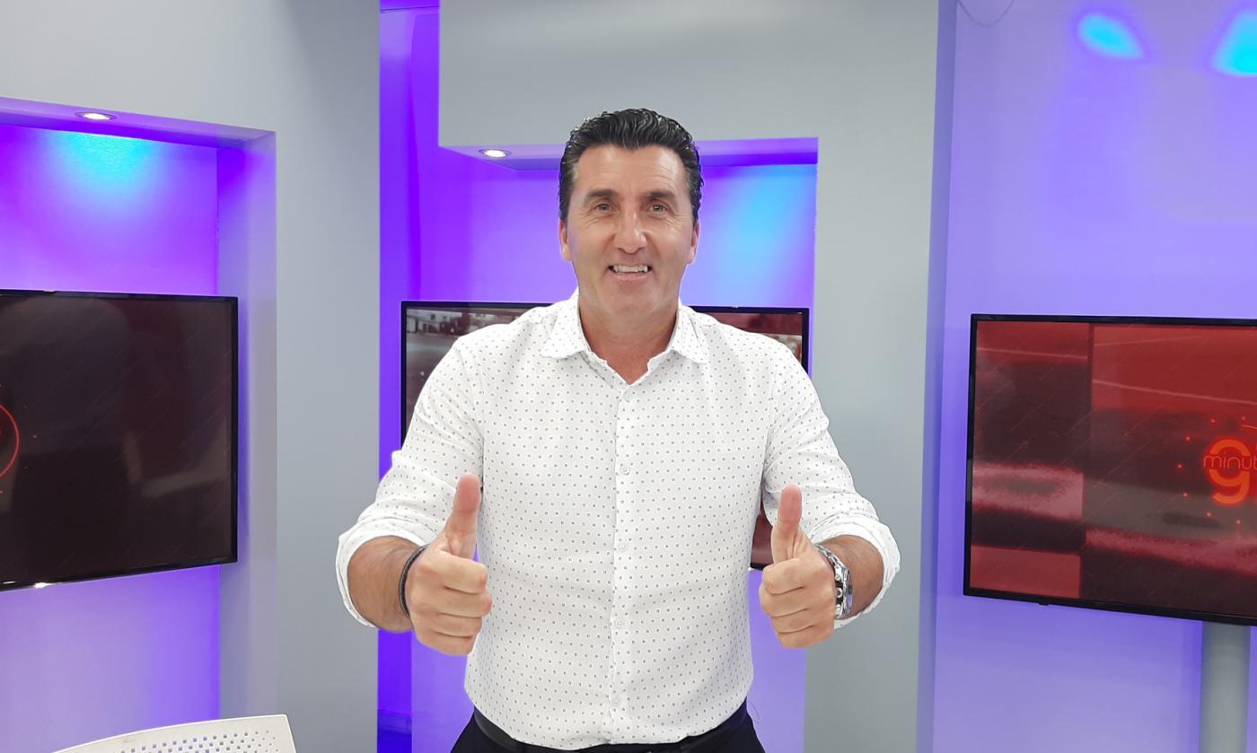 """Edu Villegas sobre el míster: """"Queremos a los mejores y estamos felices con él"""""""
