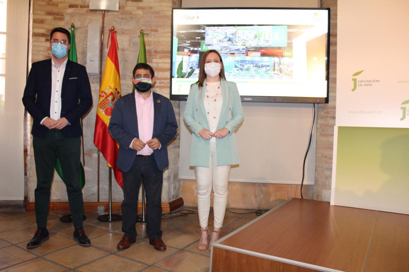 La provincia de Jaén llega a Fitur como paraíso interior seguro
