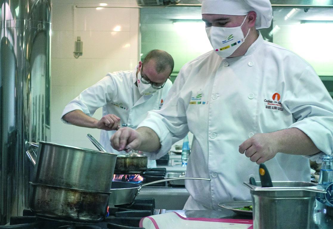 La visión integral del vinagre de Jerez, o cómo cocinar con esencia