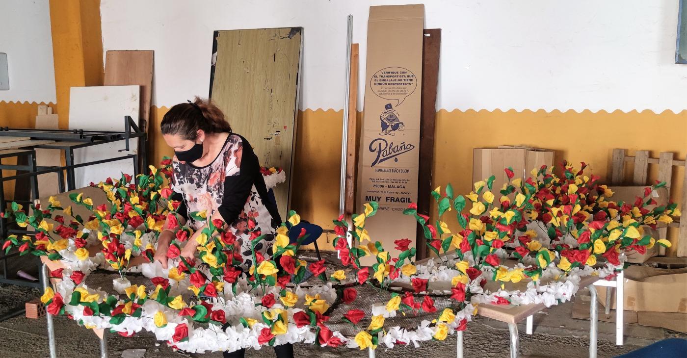 Emigrantes inicia desde este miércoles su 'Rocío de Esperanza'