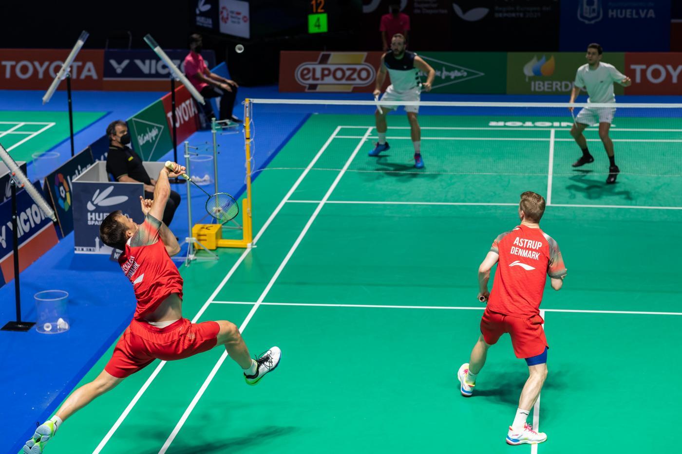 El Masters de España comienza con los favoritos cumpliendo en los dobles