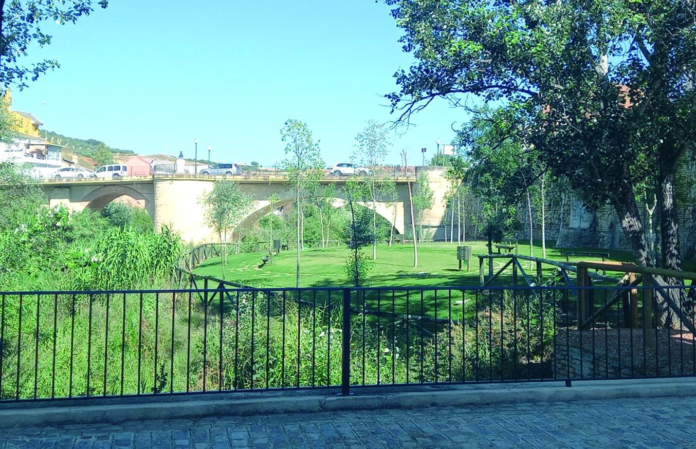 El jardín de La Alianza estará abierto al público  los fines de semana