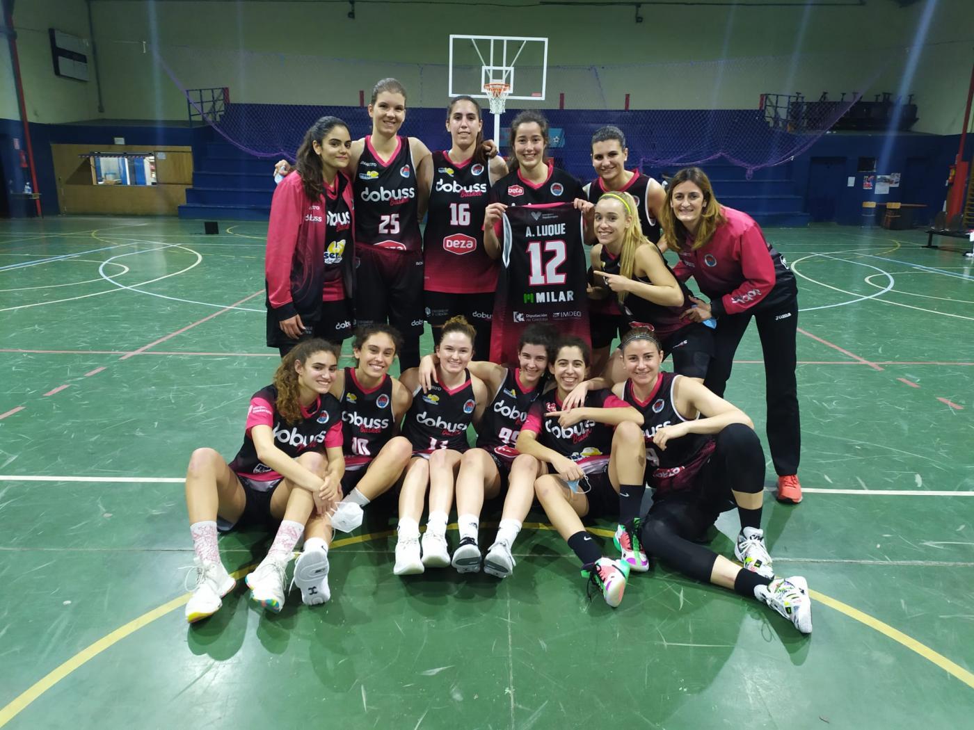 El camino del ascenso del Dobuss Córdoba Basket
