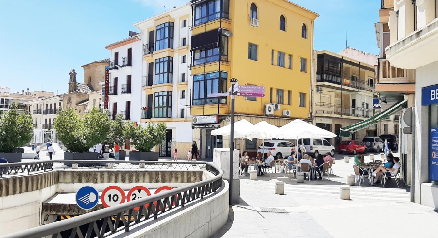 El distrito sanitario Jaén Sur pasa a nivel 2