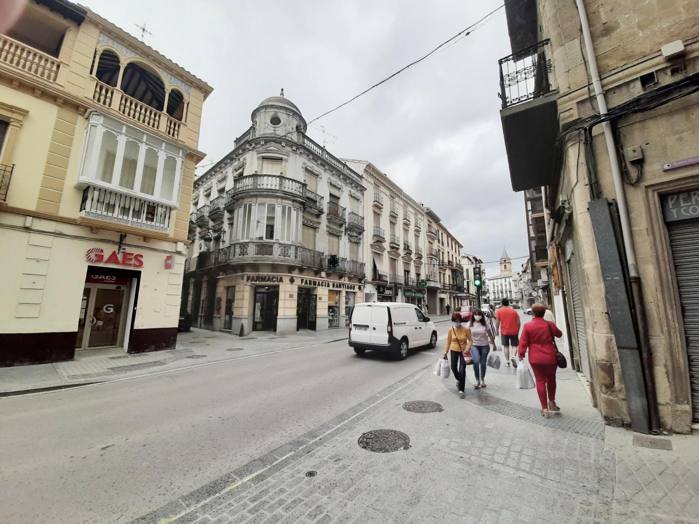 La incidencia vuelve a caer por debajo de 100 en Alcalá la Real
