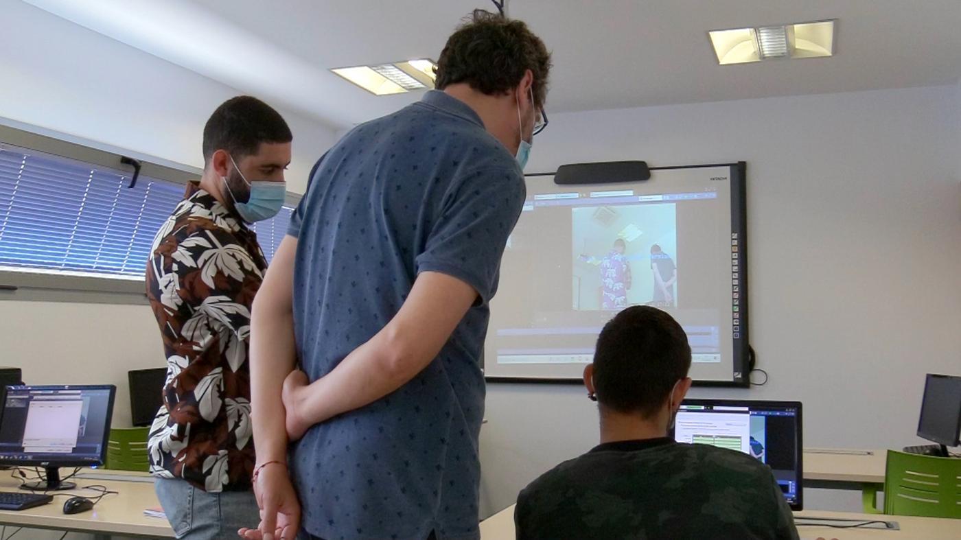curso de videovigilancia.