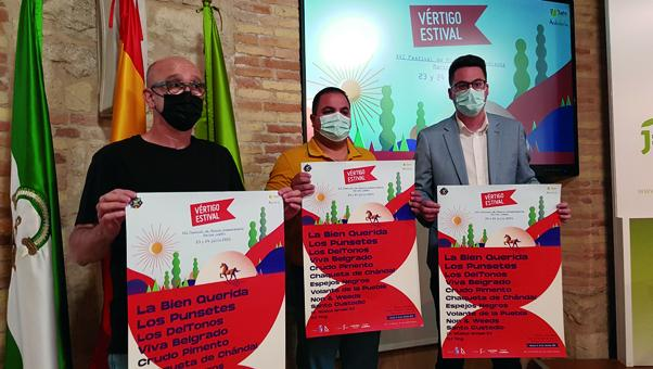 El 'Vértigo Estival' vuelve a Martos