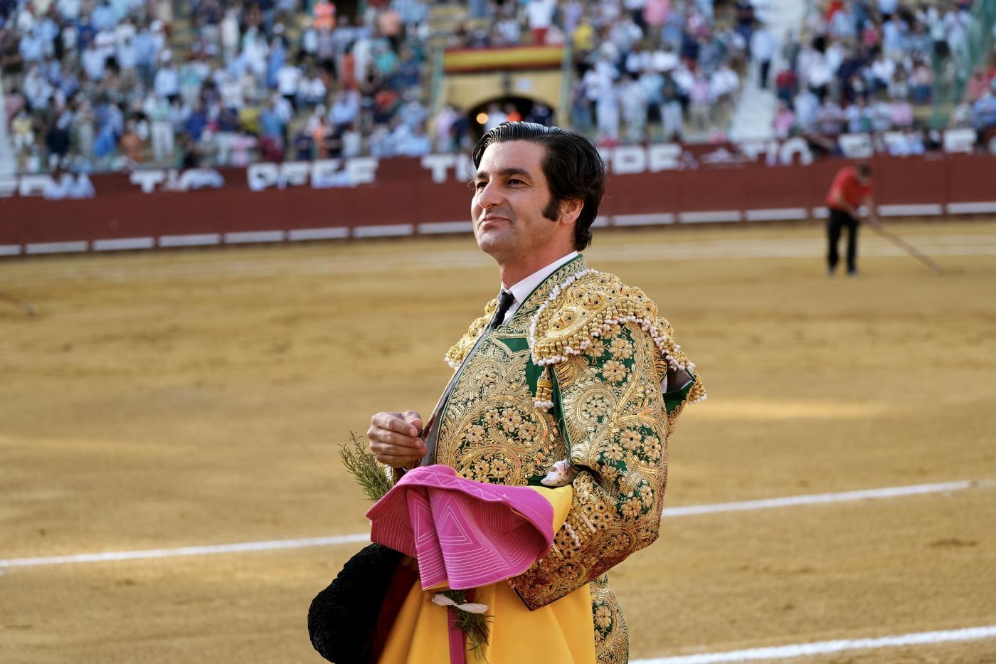 Morante, magistral y entregado, ratifica su gran momento en Jerez