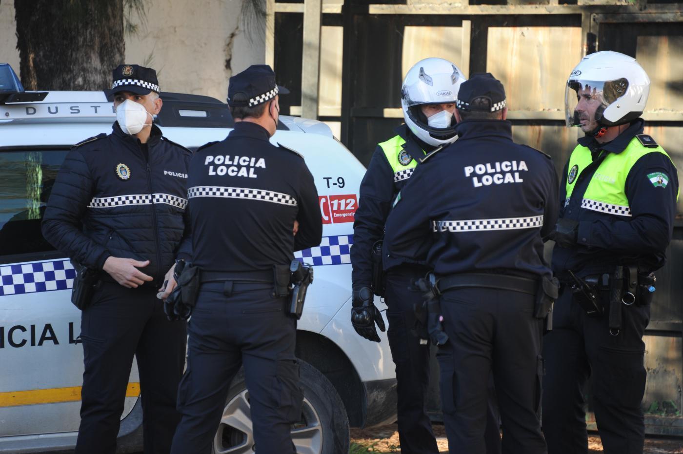 Casi 150 denuncias por botellón durante el fin de semana en Chiclana