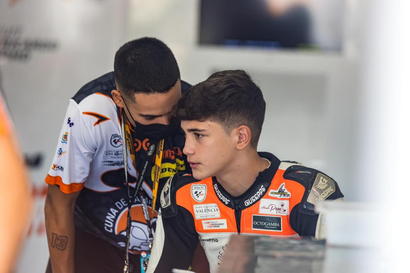 Fallece el piloto onubense Hugo Millán, de 14 años, en un accidente en MotorLand