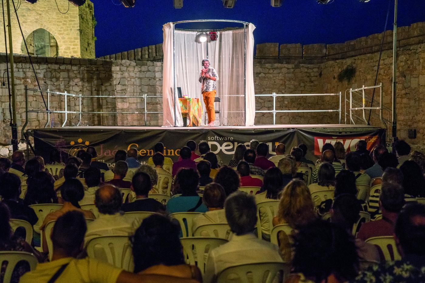 'Orgullo S.O.S', un altavoz en las veladas de teatro de Jaén Genuino