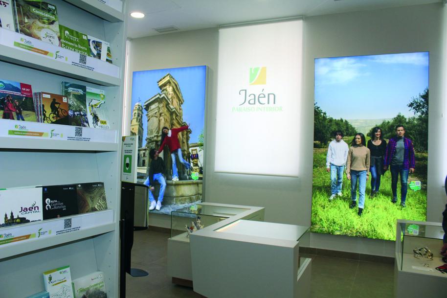 El Centro de Turismo de Jaén registra ya más de 750 visitantes