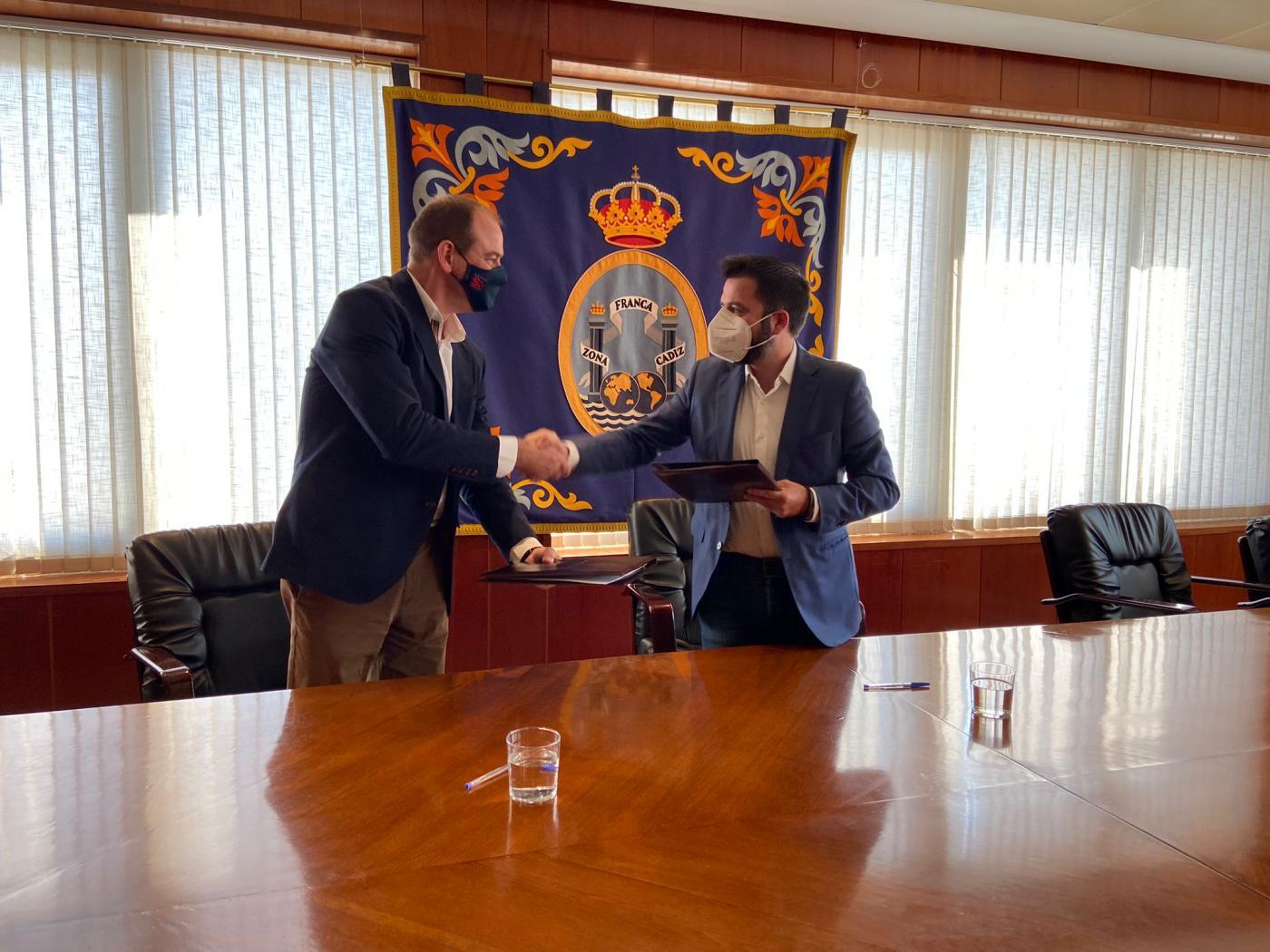 El Grupo Sola Ricca se instala en el Recinto Fiscal de la Zona Franca de Cádiz
