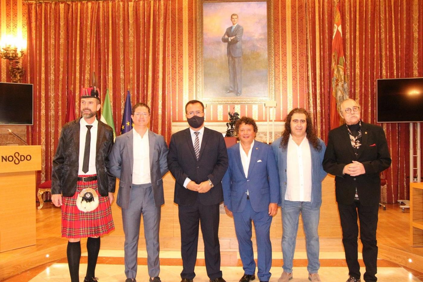 Cita con las sevillanas de Los Cantores el 11 de septiembre en la Plaza de España