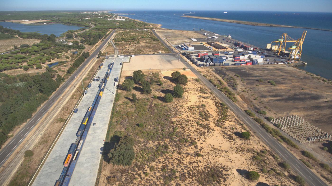 La CE aprueba a través del Mecanismo Conectar Europa un proyecto del Puerto de Huelva