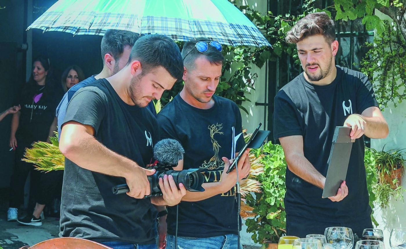 La muerte retratada en corto por el cineasta jerezano Abraham Beato