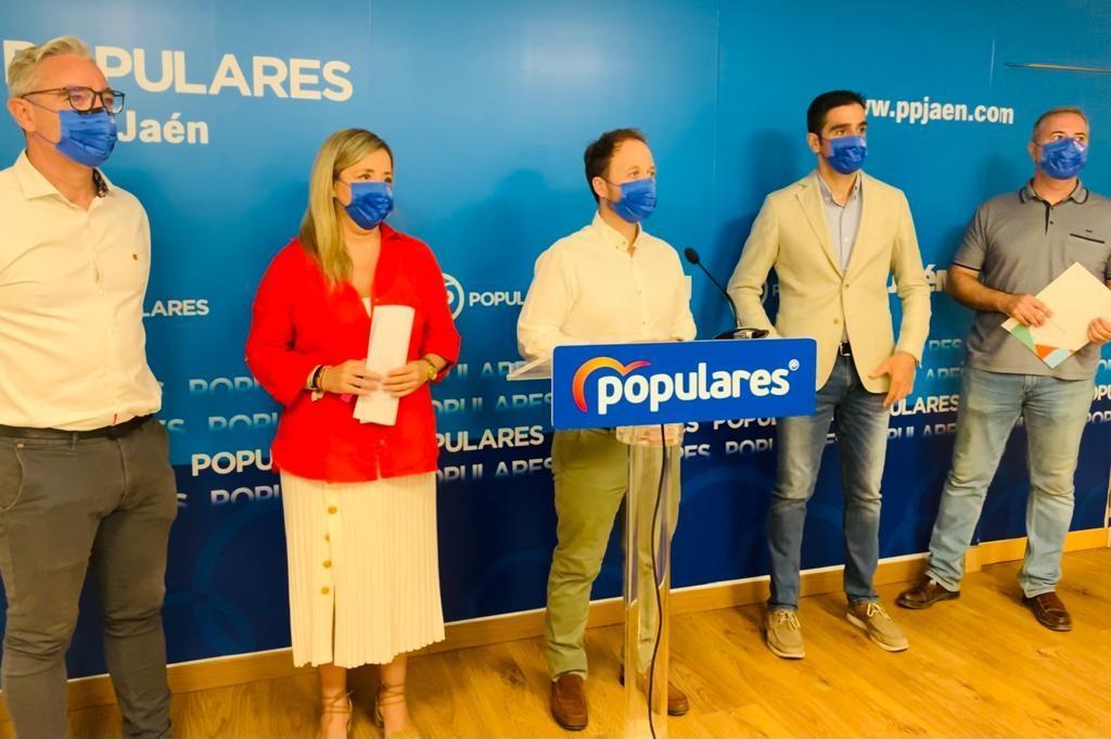 """El PP de Jaén señala la """"revolución normativa"""" para Jaén de la nueva Ley LISTA"""
