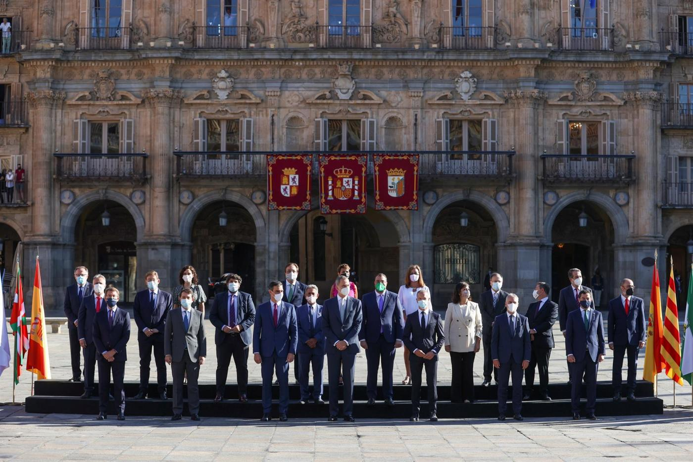 XXIV Conferencia de Presidentes en Salamanca.