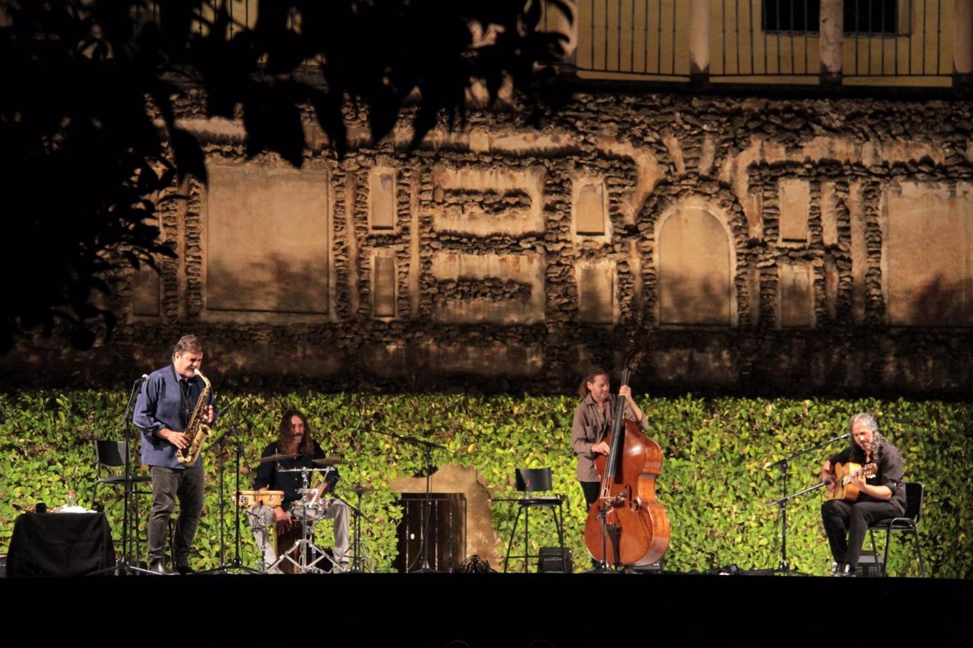 Éxito de asistencia a los conciertos nocturnos en el Alcázar de Sevilla
