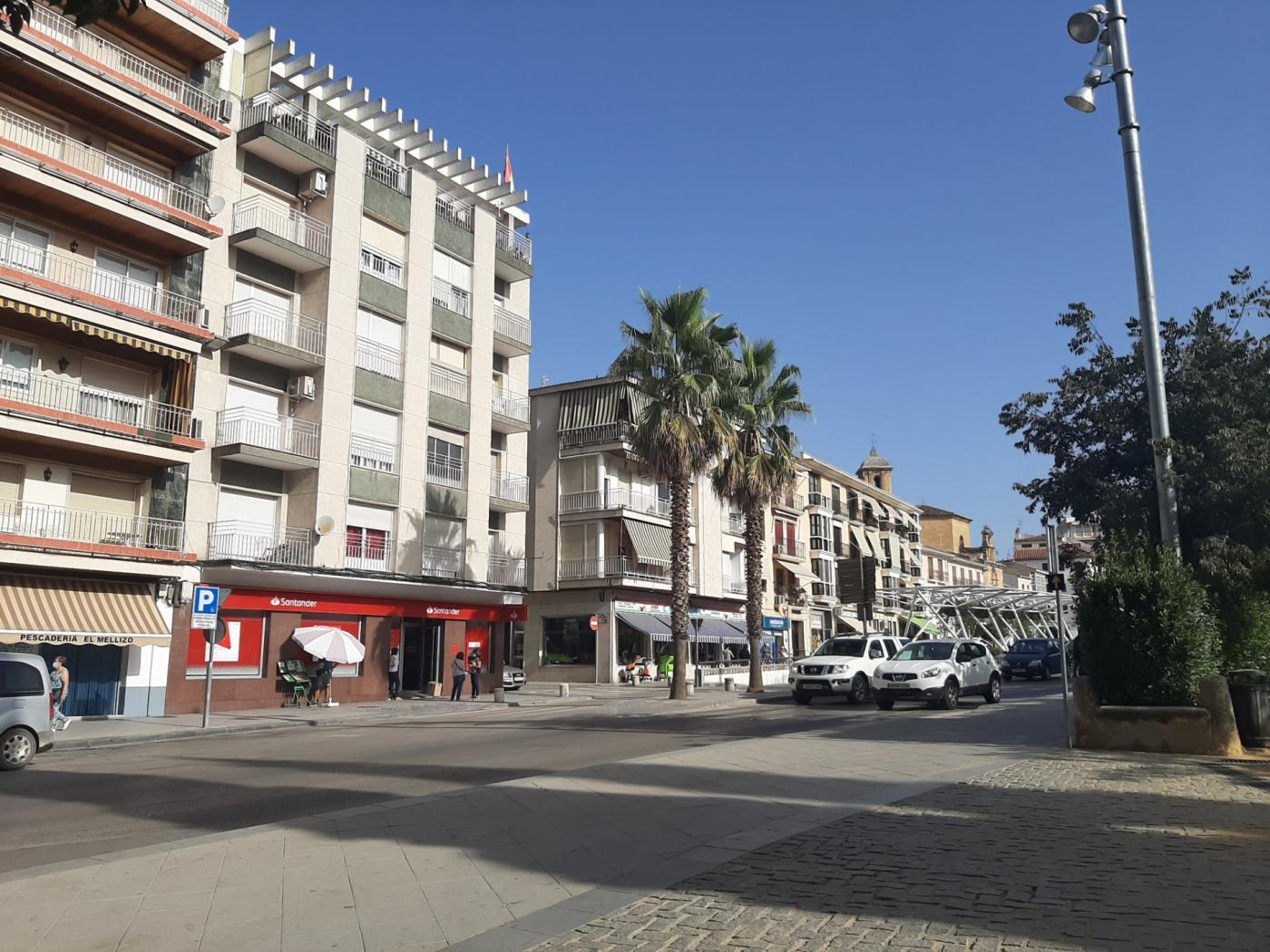 La incidencia da un respiro y baja cinco puntos en Alcalá la Real