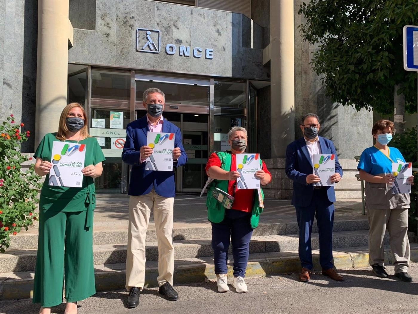 El Grupo Social ONCE combate la pandemia con mayor inversión social