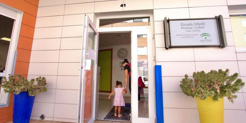Mocrosad continuará al frente de la gestión de la Escuela Infantil La Mota