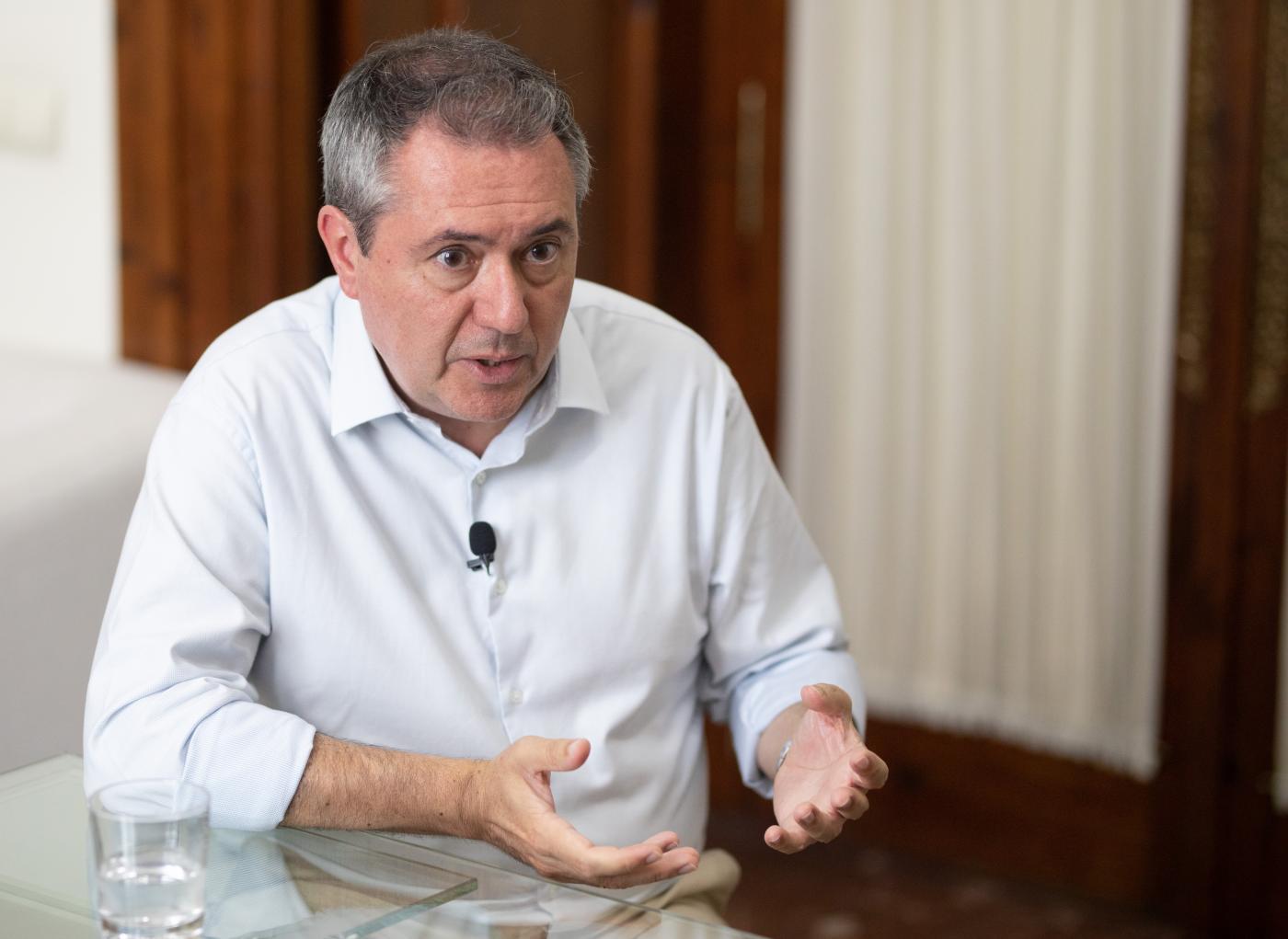 El PSOE andaluz dejará su presidencia vacante lo que resta de legislatura