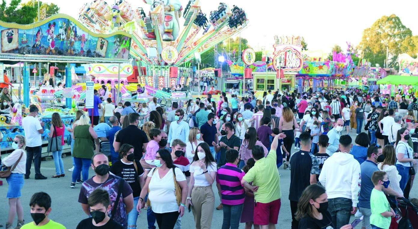 Jerez fue la segunda parada de Vive Park, desde entonces no han parado. Cristo García
