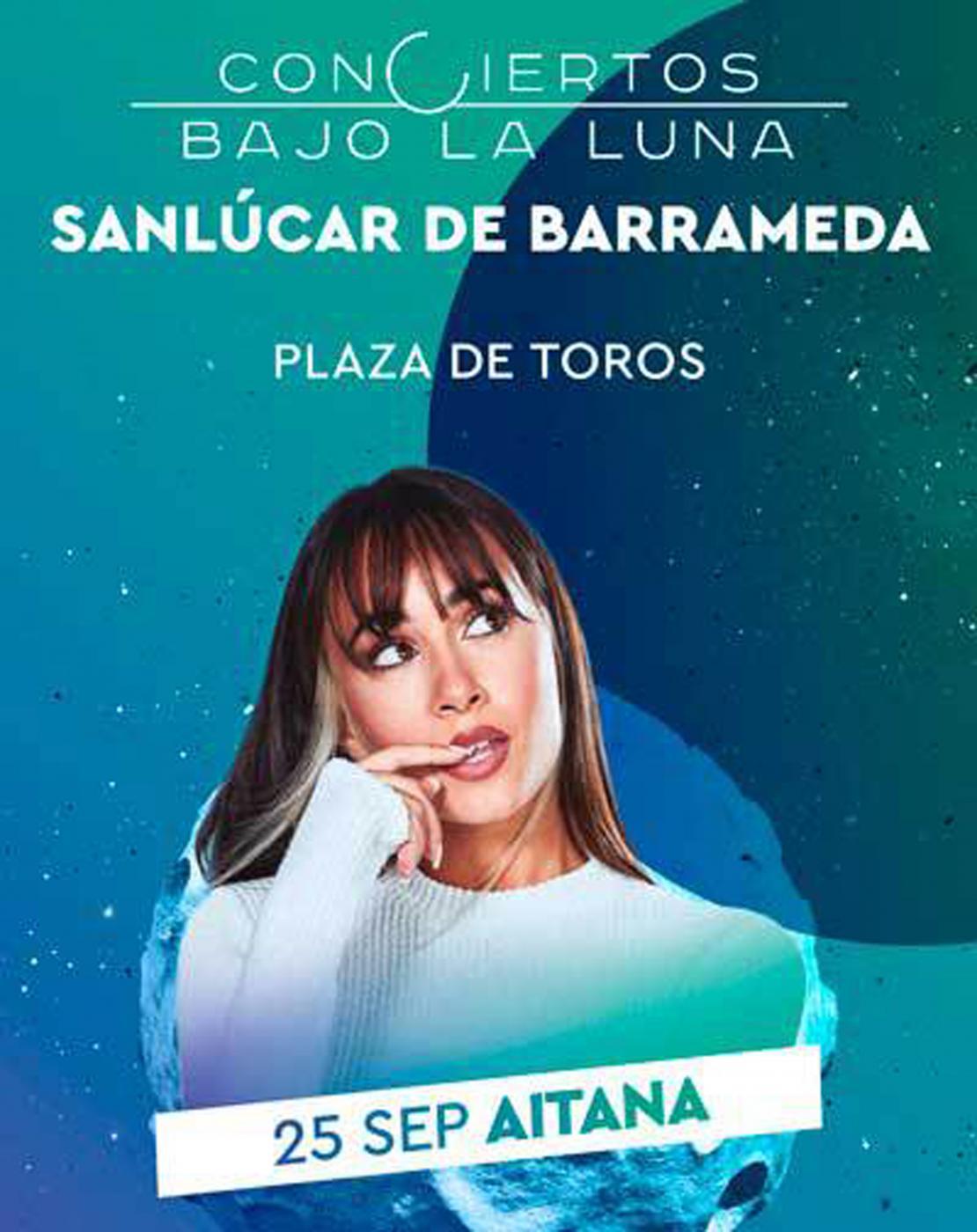 ¿Sin plan para este fin de semana? Aitana aterriza en la Plaza de Toros de Sanlúcar
