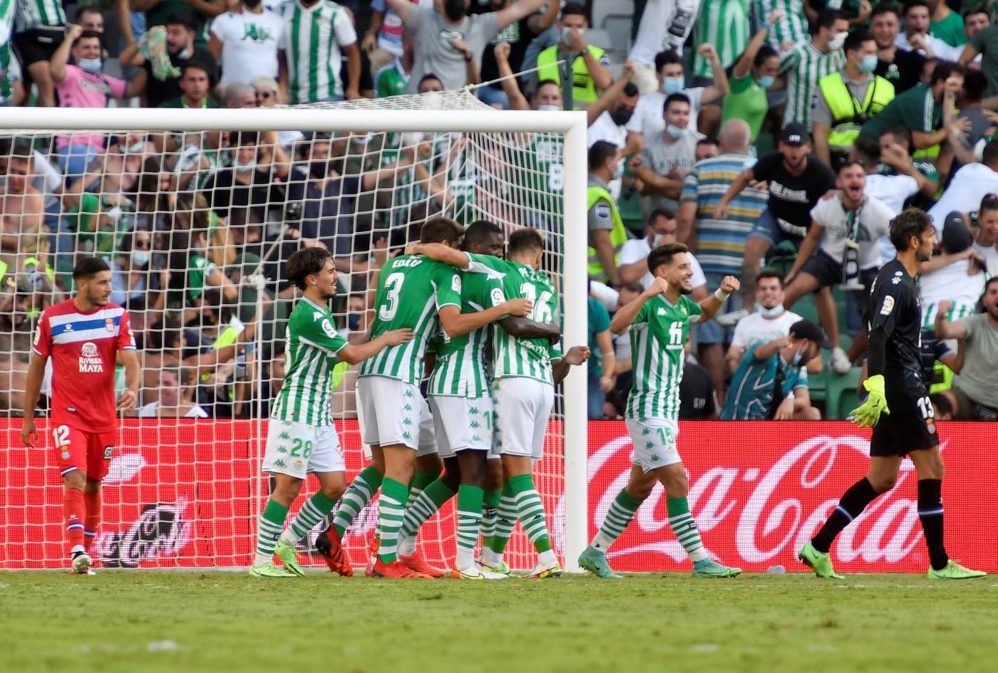 El Real Betis tiene por delante un Tourmalet hasta el parón