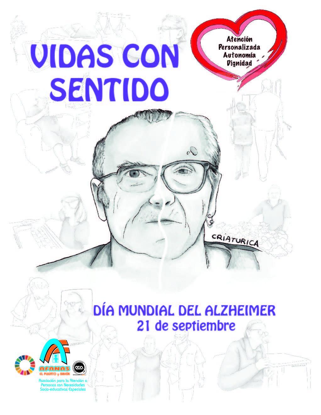 Día Mundial del Alzheimer 2021.